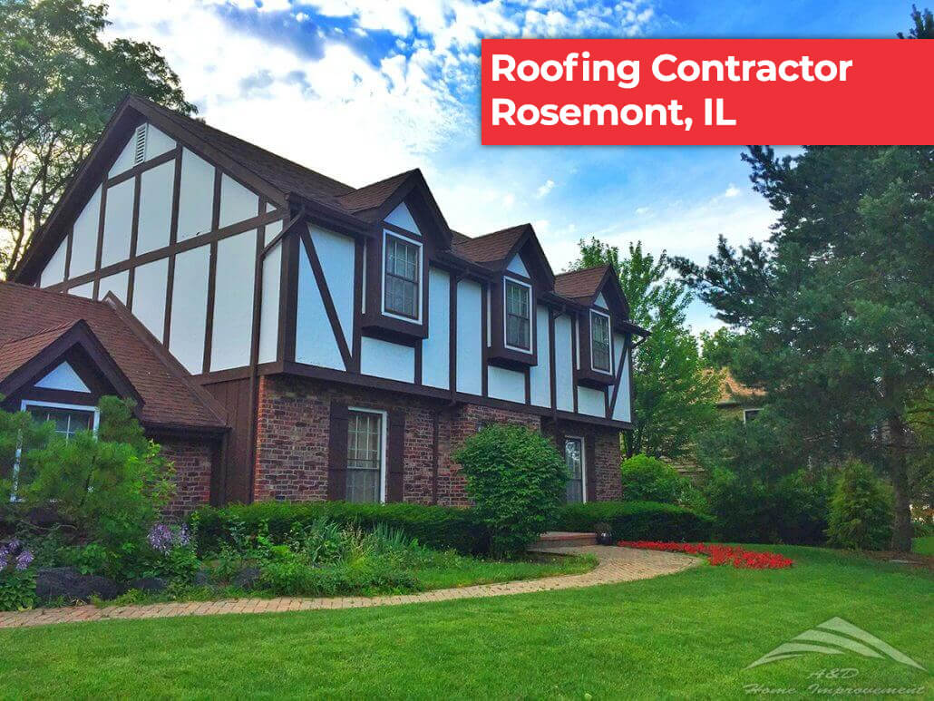 Roofing Contractors Rosemont Il Roofing Services A Amp D